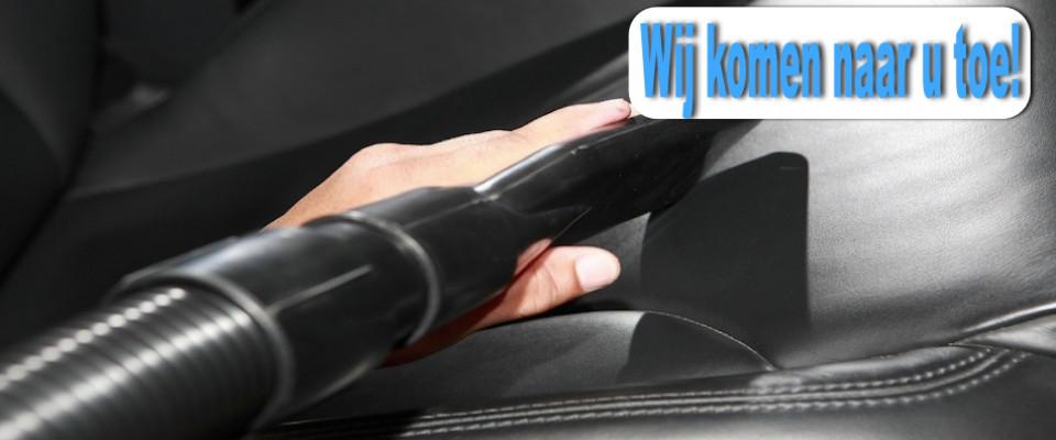 Schoonmaken auto autoreiniging auto poetsen car cleaning for Interieur auto schoonmaken